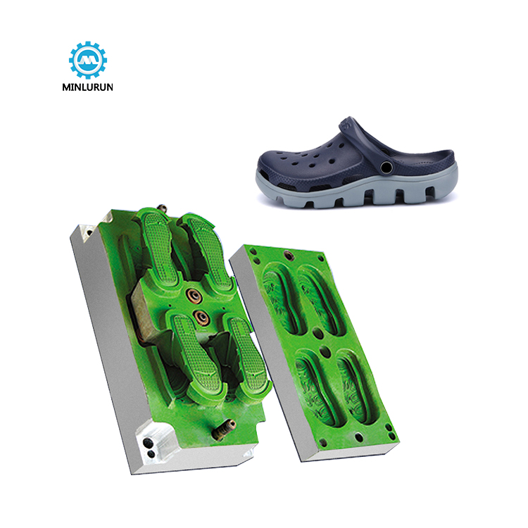 Yingrun Gents Sandal Shoes Die Eva Injection Foaming crocssShoe Mould High Quality Materials