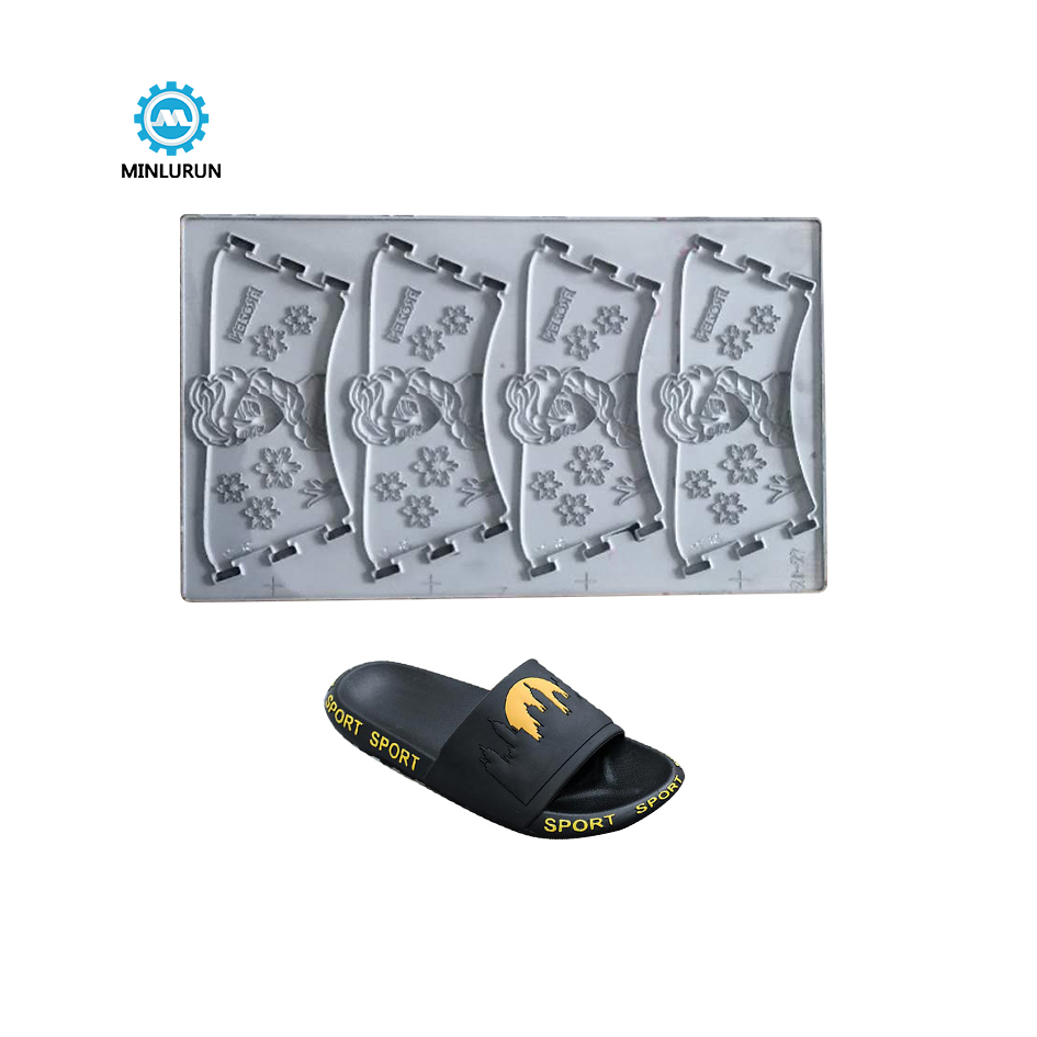 High Quality Plastic Mould Making Pvc Garden Shoes Upper Die For 2 Color Shoe Sport Outsole