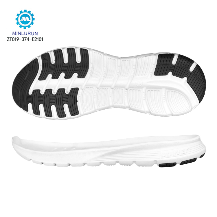 Super Lowest Price Mould For Shoes - 2019 Top Design Casual Shoes Sole TPR Sneaker Sole – Yingrun