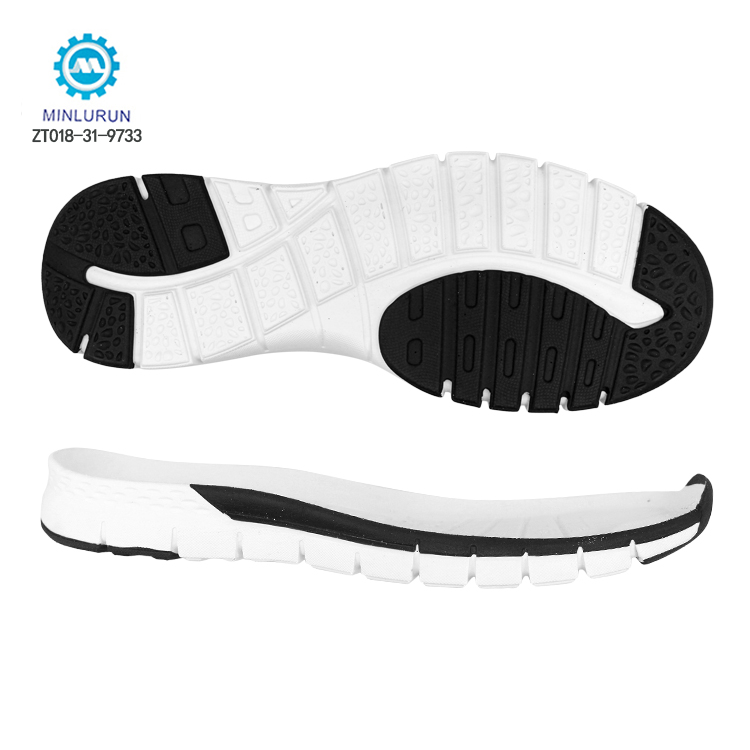 Well-designed Shoe Moulding Machine - New Design EVA Hot And Cold Shoe Sole Sport Shoe Outsole EVA Soles – Yingrun