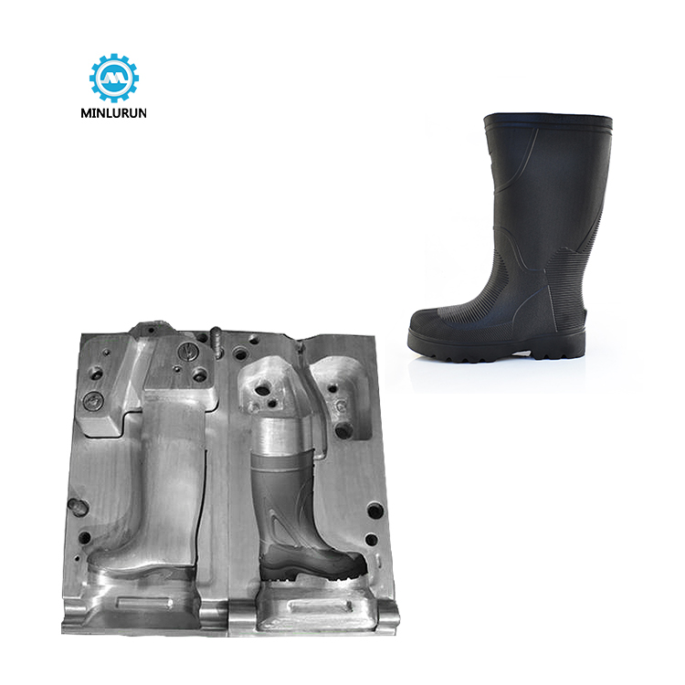 New Product Design Eva Rain Boots Molds Winter Shoes Mold Safety Boot Shoe Mould