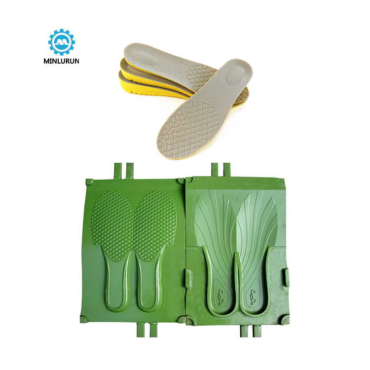 Eva Sheet Insole Mould Molded For Flat Foot Shoes Mold Die Footwear