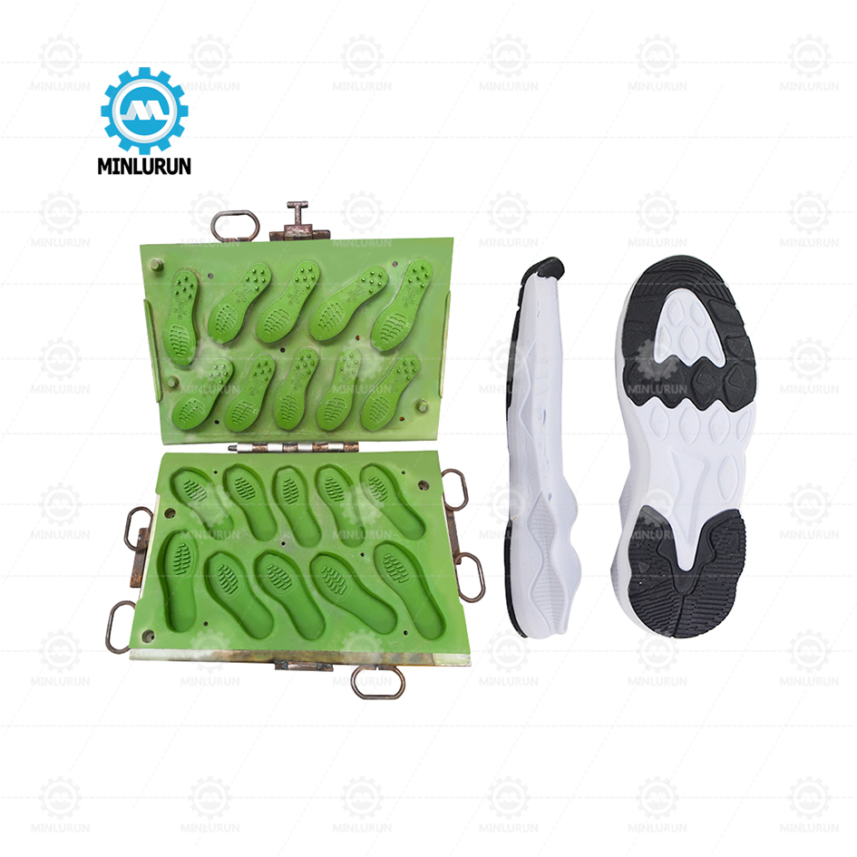 EVA hot and cold sole mould Good Selling Outsoles Shoes Moulds For Pakistan Machine sport sandal outsole making