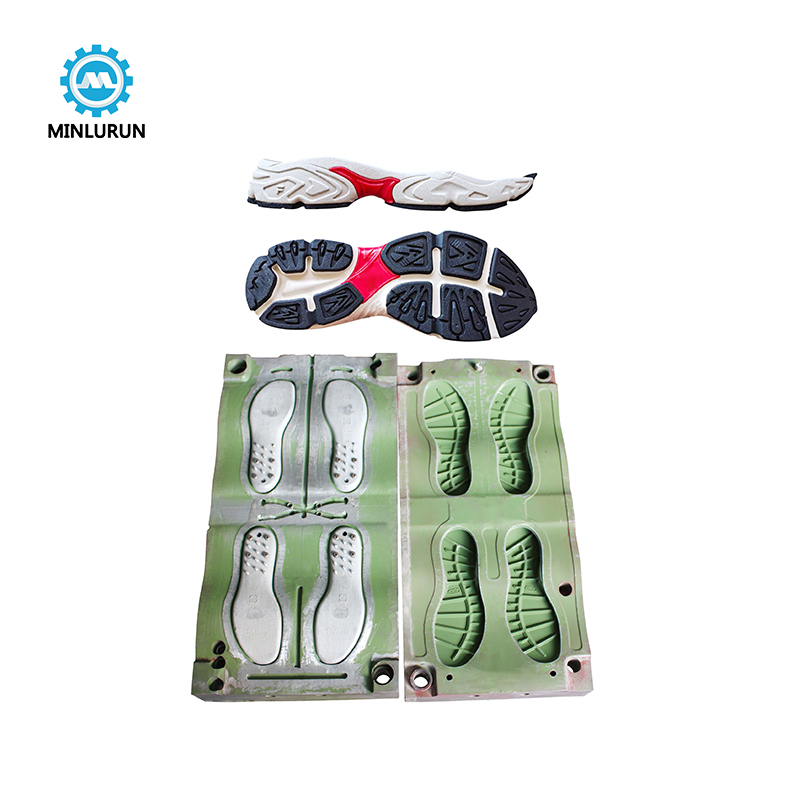 Jinjiang Eva Injection Mold Injection TPR Outsole Mould For Athletic Shoes Outsoles