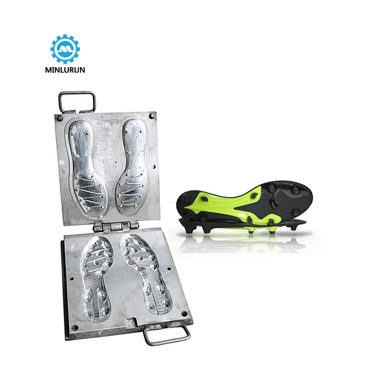Latest Design Tpu Injection Mold For Anti Slip Sport Shoe Outsole For Football