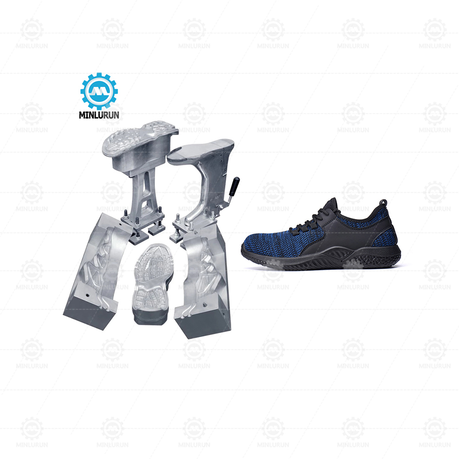 New Design Pu Dip Footwear Mold Aluminum For Shoes With High Quality