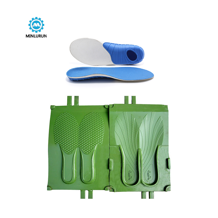 Eva Sheet Insole Mould Custom Sample Of Shoes Mold Die For Footwear