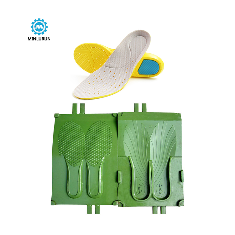 Eva Sheet Insole Mould Heat Moldable 3D Etpu Shoes Mold Die For Footwear