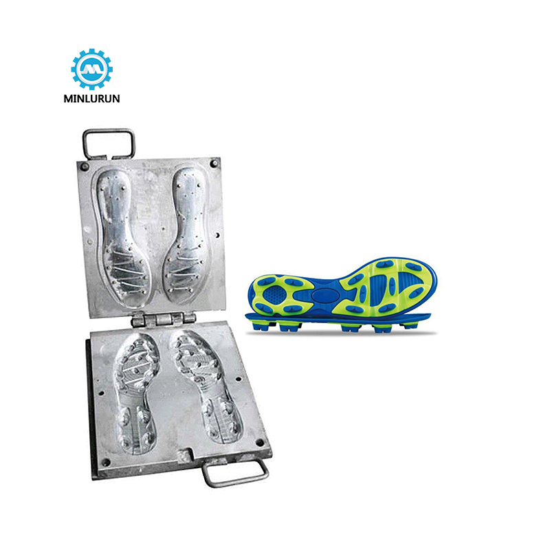 Factory Wholesale Golf Sports Leisure Shoes Tpu Injection Mold For Making Sneaker Sole For Sport Sole