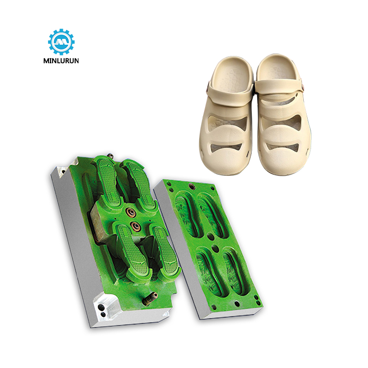 Yingrun Children Eva Injection Garden Shoes Mould Casting Sandal Molds Made In China