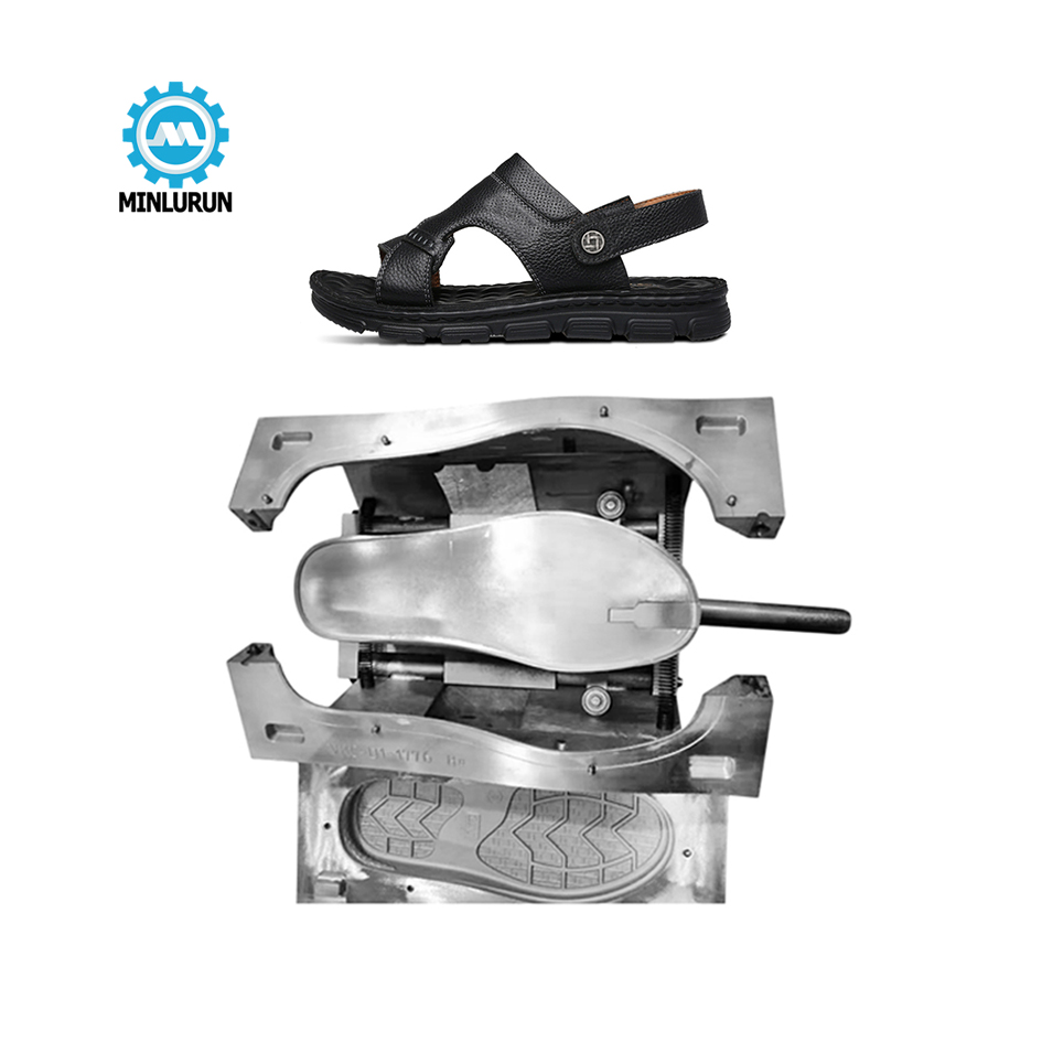 Woman Shoe Mould Summer Sandal Mold For Pu Dip Shoes Sole Making With High Quality Cnc Process