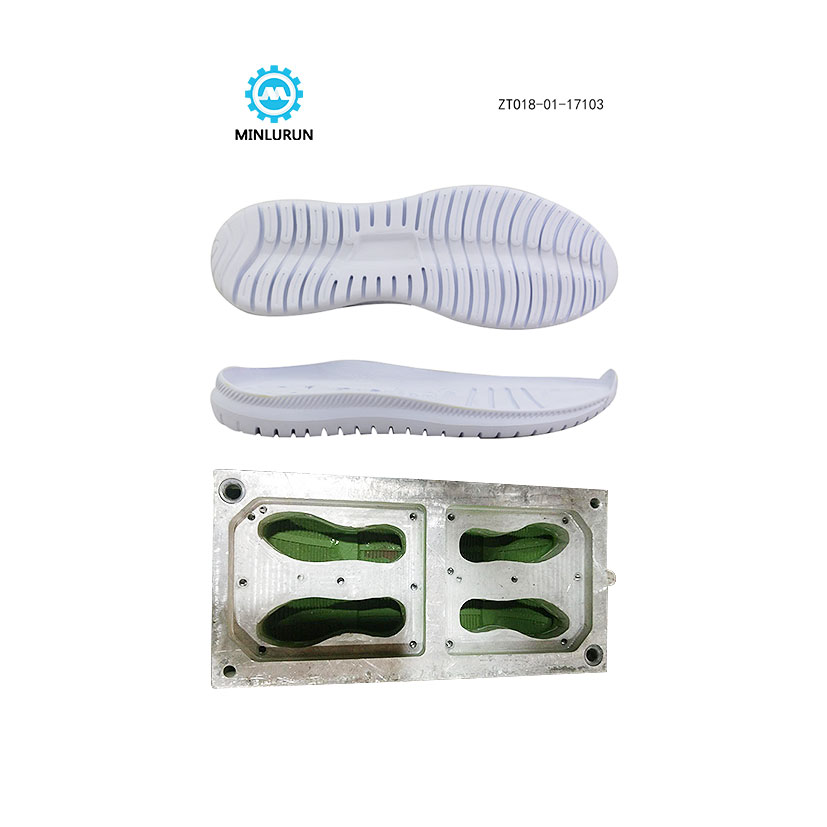 Eva Mould For Injection Sole Making Running Shoes Footwear Die