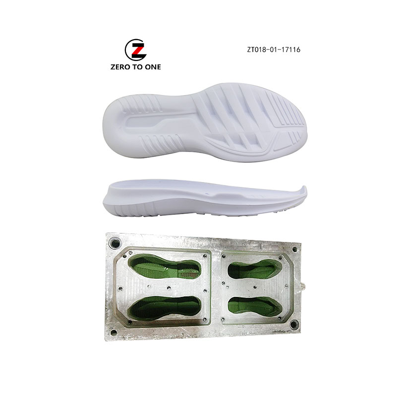 Cheap Eva Shoe Sole Injection Mold Manufacturers Outsole Mould Factory Price For Footwear Die Making