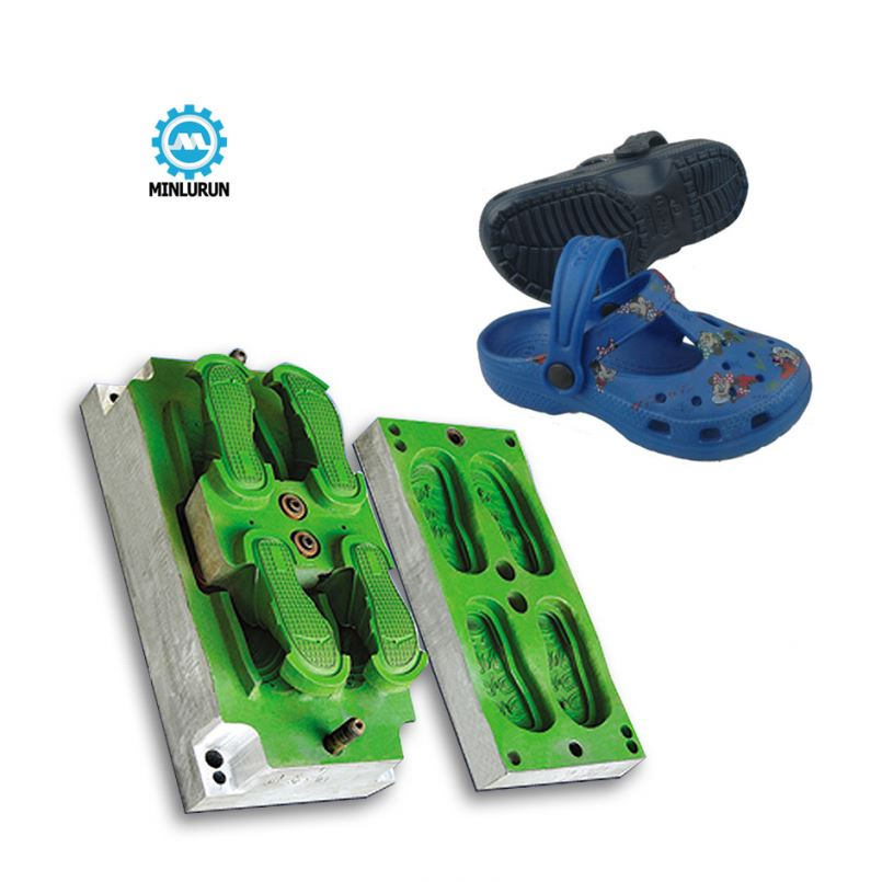 Minlurun Brand Best-Selling Flip Flops Shoes Eva Mold Made By Cnc Making