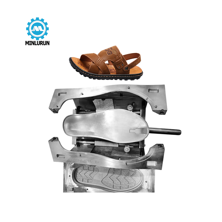 Unique Style PU DIP Shoe Mould For Sandal Shoes Making Men's Design With High Quality Mold