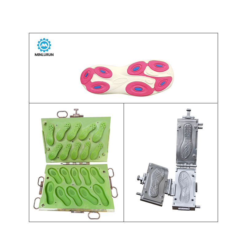 Good Design In Jinjiang Eva Tpr Phylon Sole Mould Manufactory Shoe Mold Safetyly For Dip Safety Sports Shoes