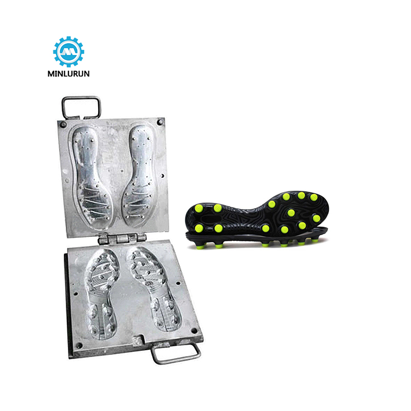 Tpu Injection Mold  For Making Customize  Wear-Resistance Sport Shoe Outsole  For Training