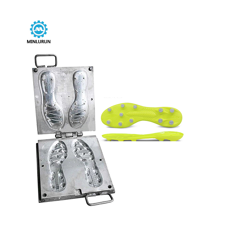 New Design Injection  Single Color Tpu Injection Mold For Making Shoe Sole Die For Making Outsole