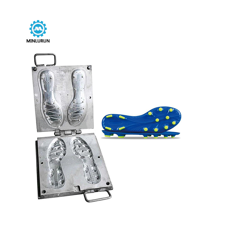 2020 Latest Sports  Tpu Injection Mold For Making Shoe Soles For Football Shoe