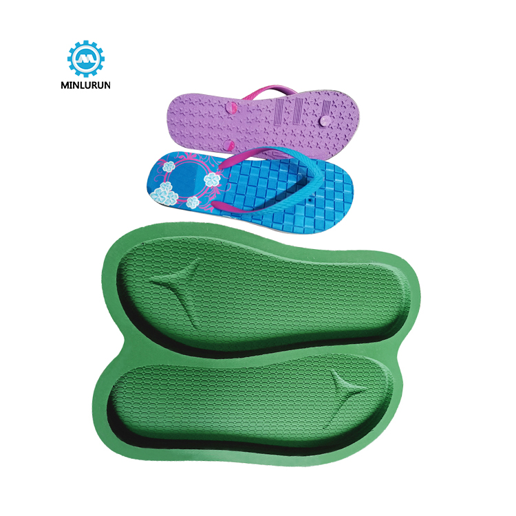 Slipper Embossing Insole Mold China Sole Mould For Summer Shoes