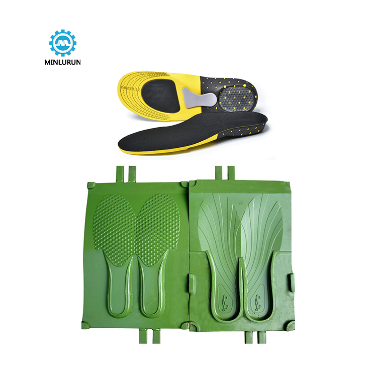 Eva Sheet Insole Mould High Quality First Time Foaming Shoes Mold Die For Footwear