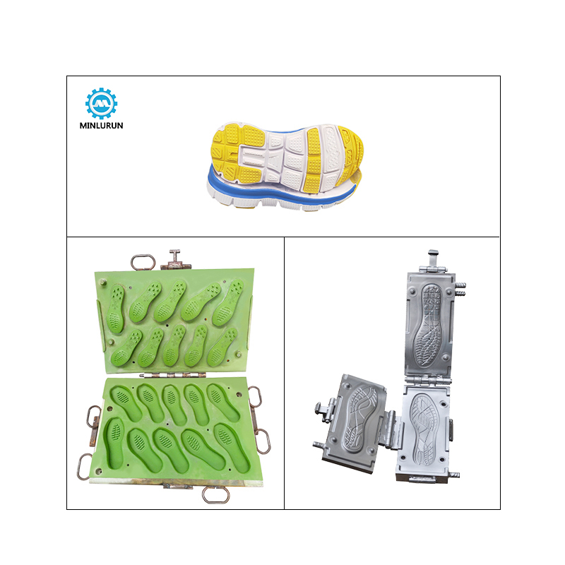 New Design Sport Casual Eva Tpr Shoes Injection Sole Mold Soles Moulds For Sale Air Blowing Mould Die Factory