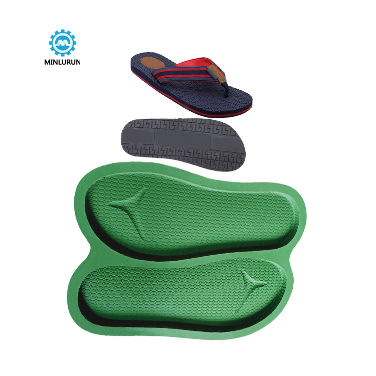Slipper Embossing Insole Mold Comfortable Worker Sole For Summer Shoes