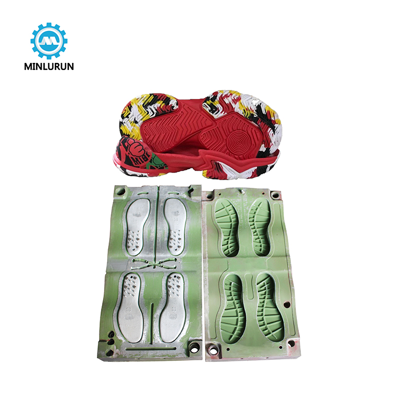 Quanzhou Yingrun Mold Maker China Manufacturer Product EVA Shoes Sole Mould For Wearing Outsole