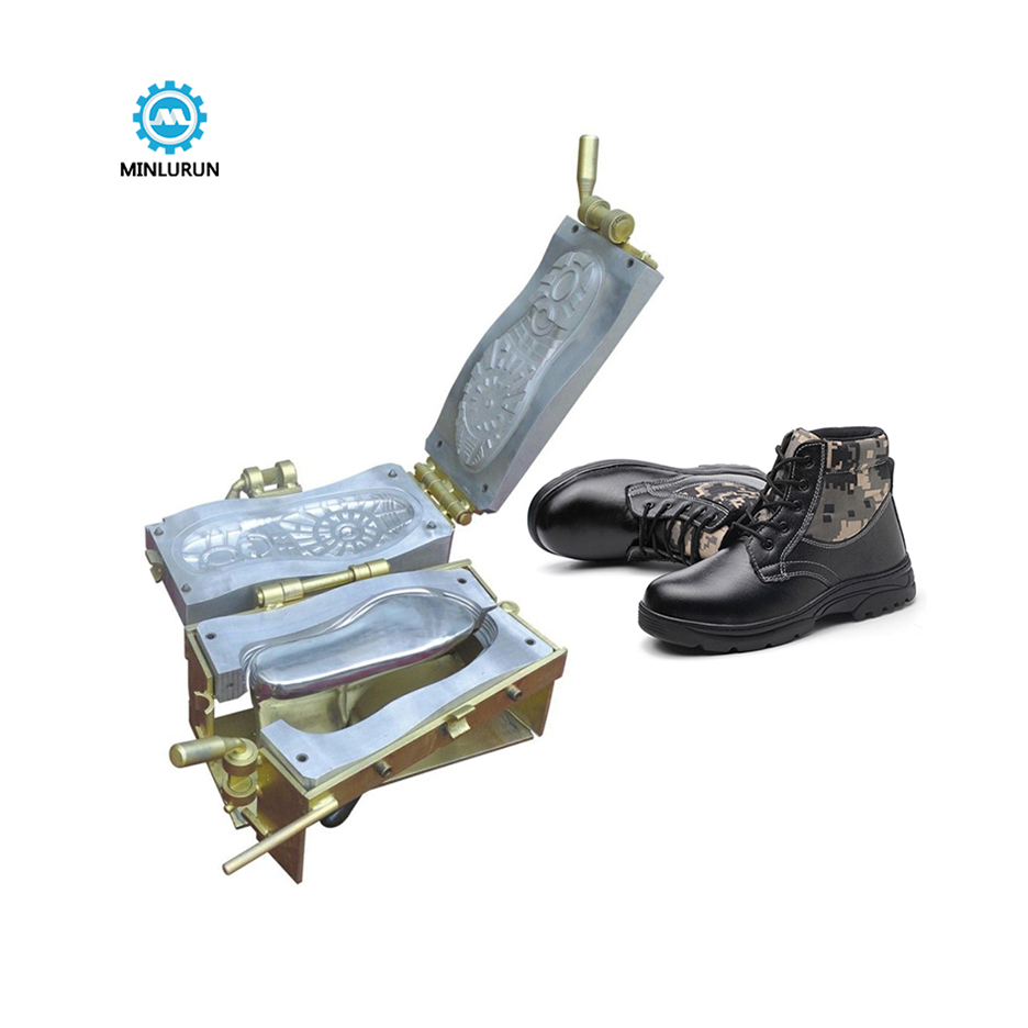 Yueqing Special Pu Dip Safety Shoe Mould For Italian Machine