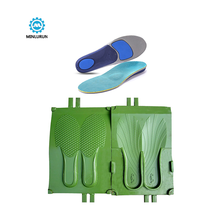 Eva Sheet Insole Mould Heated Warm Molded Orthotic Cork Insoles Shoes Mold Die For Footwear