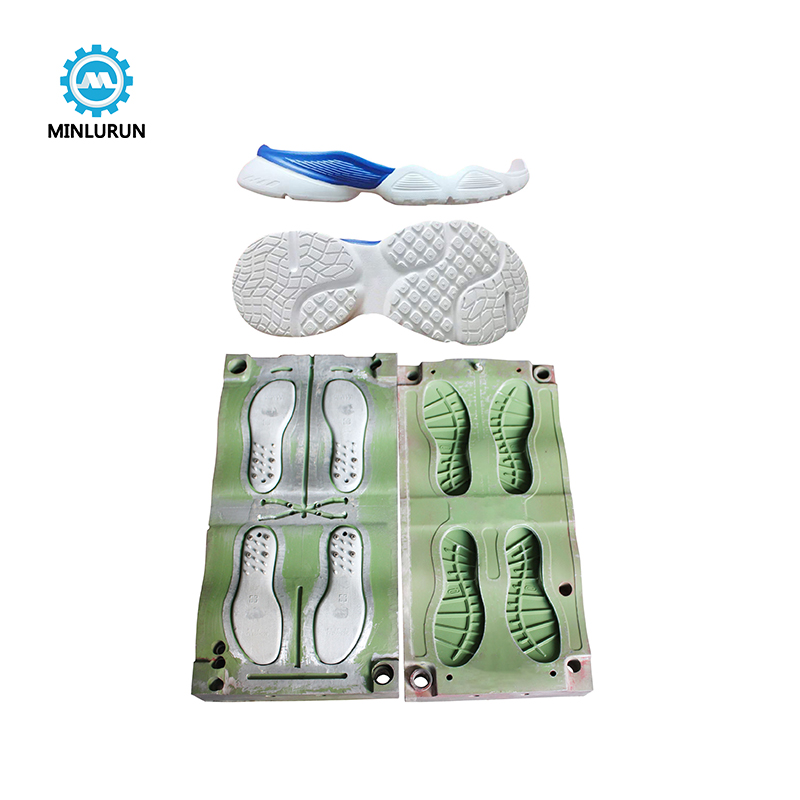 China Professional EVA TPU Sole Injection Mold Maker Making Outsole Shoe Mould Factory
