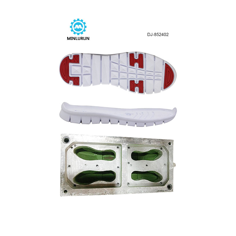 Shoes Sole Eva Injection Mold Shoe Making For Footwear Die