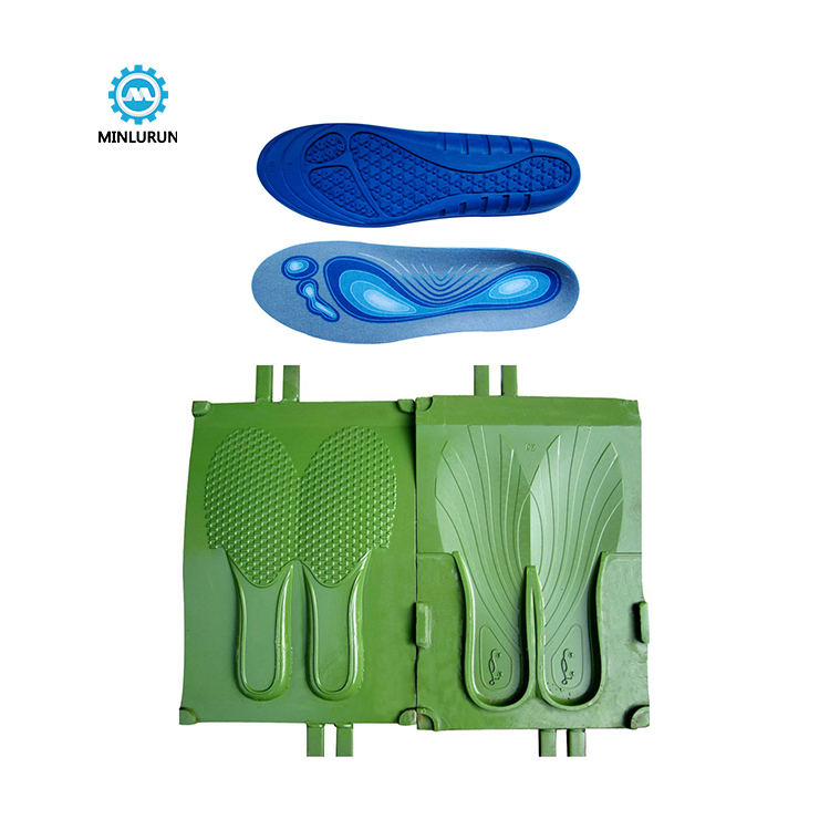 Eva Sheet Insole Mould Pvc Shoes Mold Die For Footwear