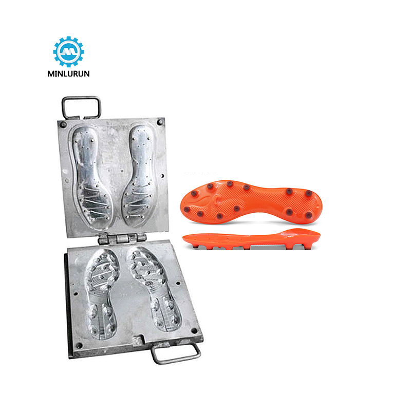 2020 Fashion Comfortable Tpu Injection Mold For Making Sport Football  Soles For Women