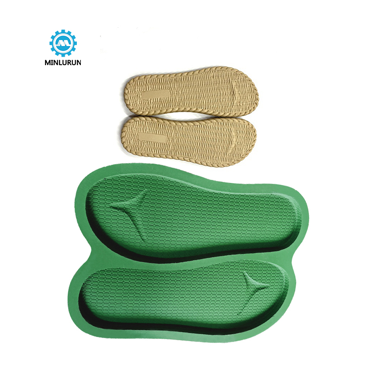 Slipper Embossing Insole Mold Athletic Shoes Sole Mould For Summer