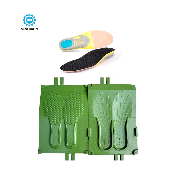 Eva Sheet Insole Mould Orthopedic Insoles Mold Shoes Die For Footwear